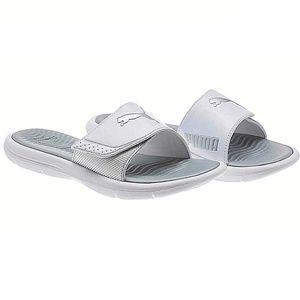 PUMA Women's Slide Sandal w/ Adjustable Strap NEW
